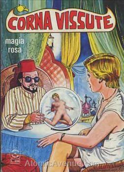 Corna Vissute #29 from Edifumetto