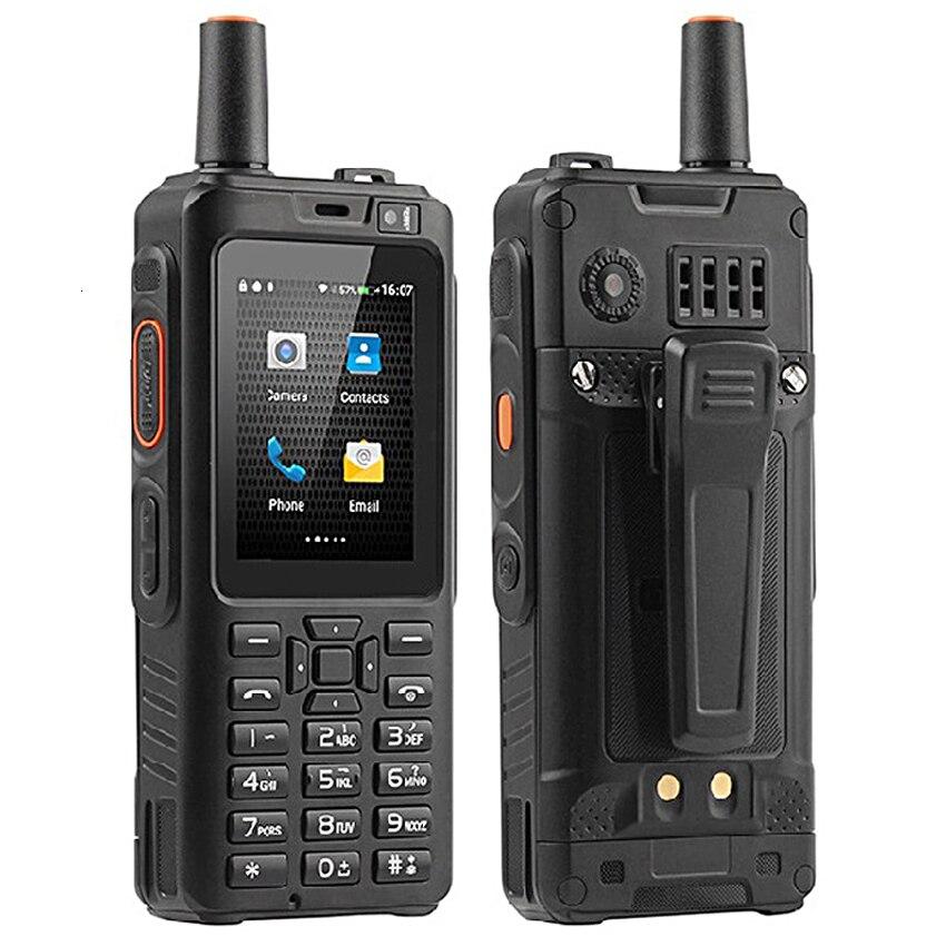 shockproof Mobile Phone 4000mAh Zello Walkie Talkie