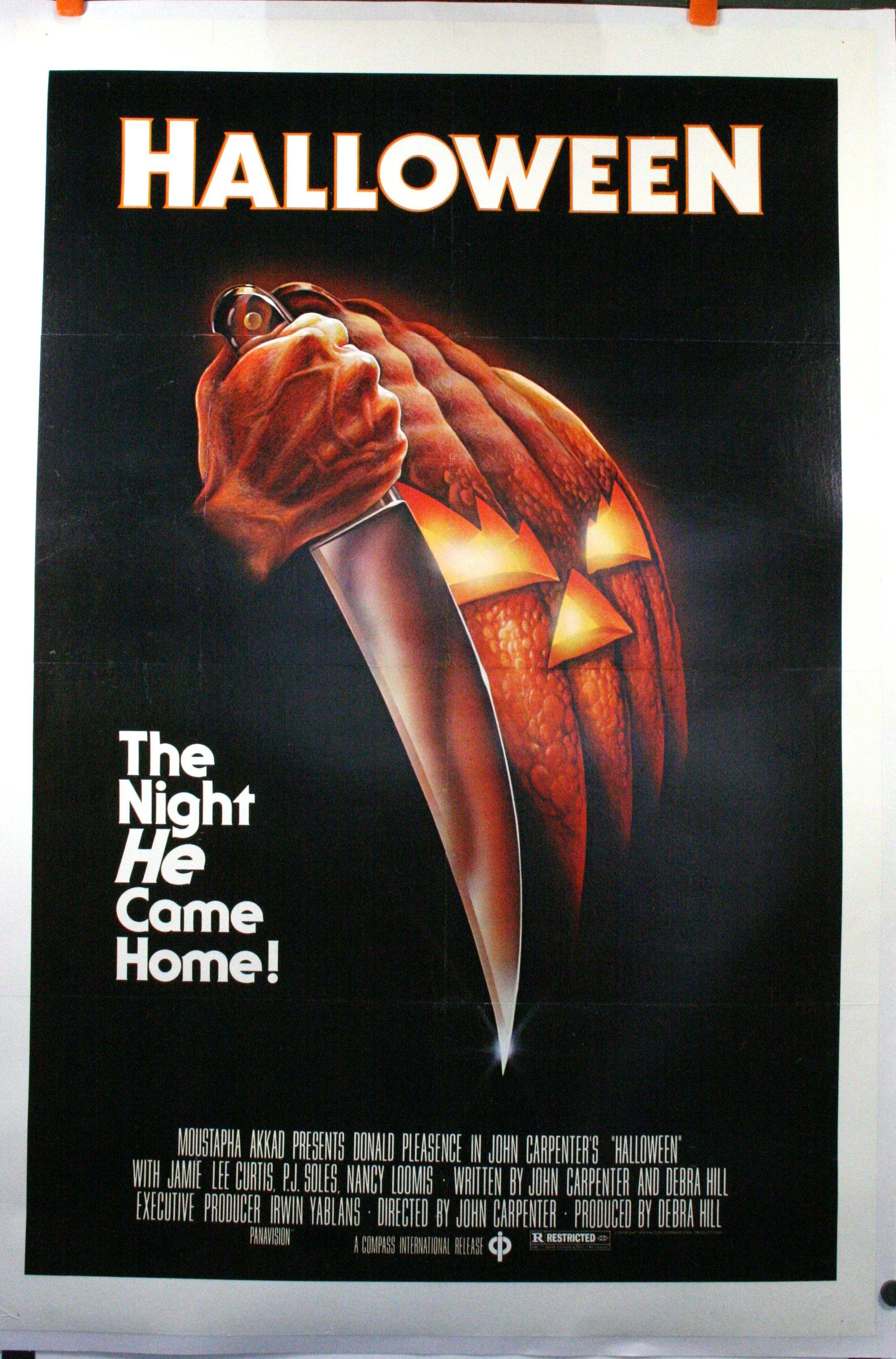 comedy movie posters   HALLOWEEN, Original Movie Poster   Movie ...