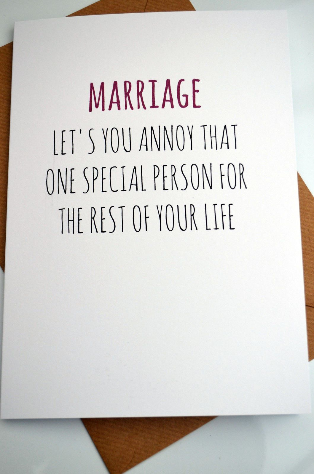 Funny Anniversary Card Greetings Card Cheeky Fun Humour Marriage Annoy Funny Anniversary Cards Anniversary Funny Anniversary Cards
