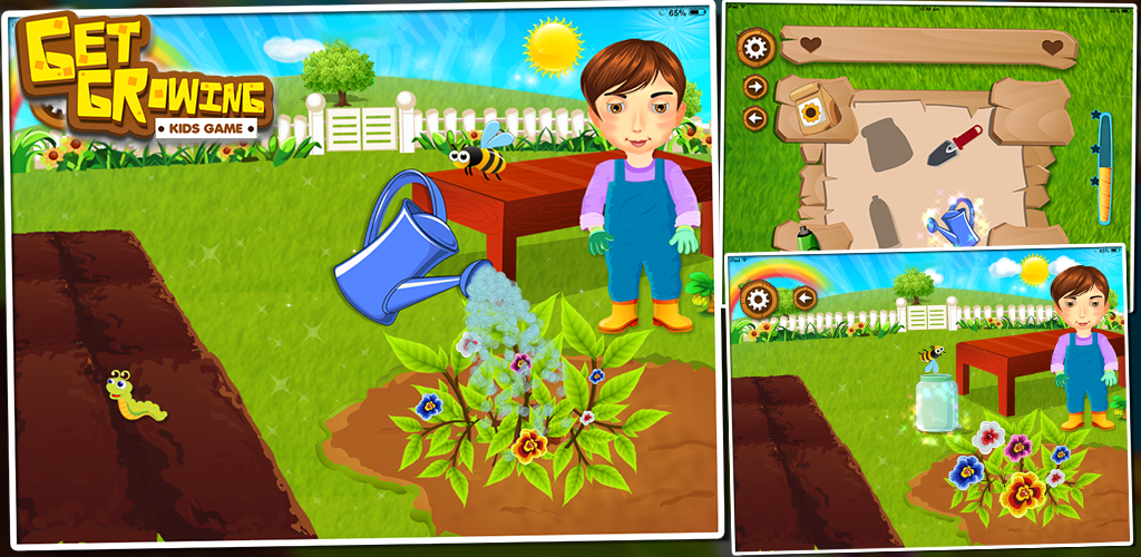 Latest Android Kids Game Get Growing Available At Play Store