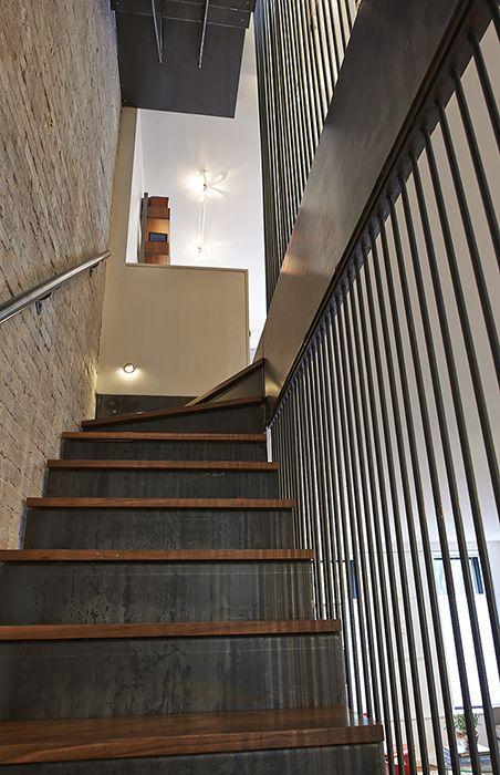 Park Slope 6 | Escalier