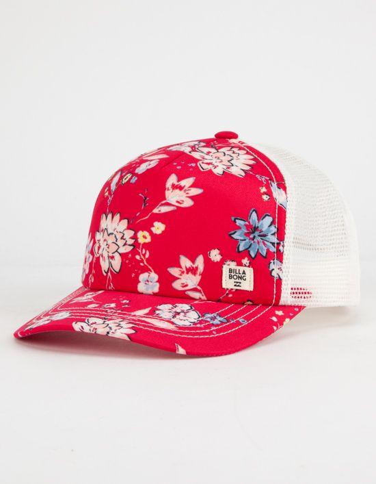c9a766ca2222a BILLABONG Livin Up Girls Trucker Hat