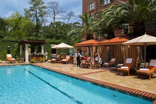 Hotel Granduca Houston Houston United States Hotel Pool