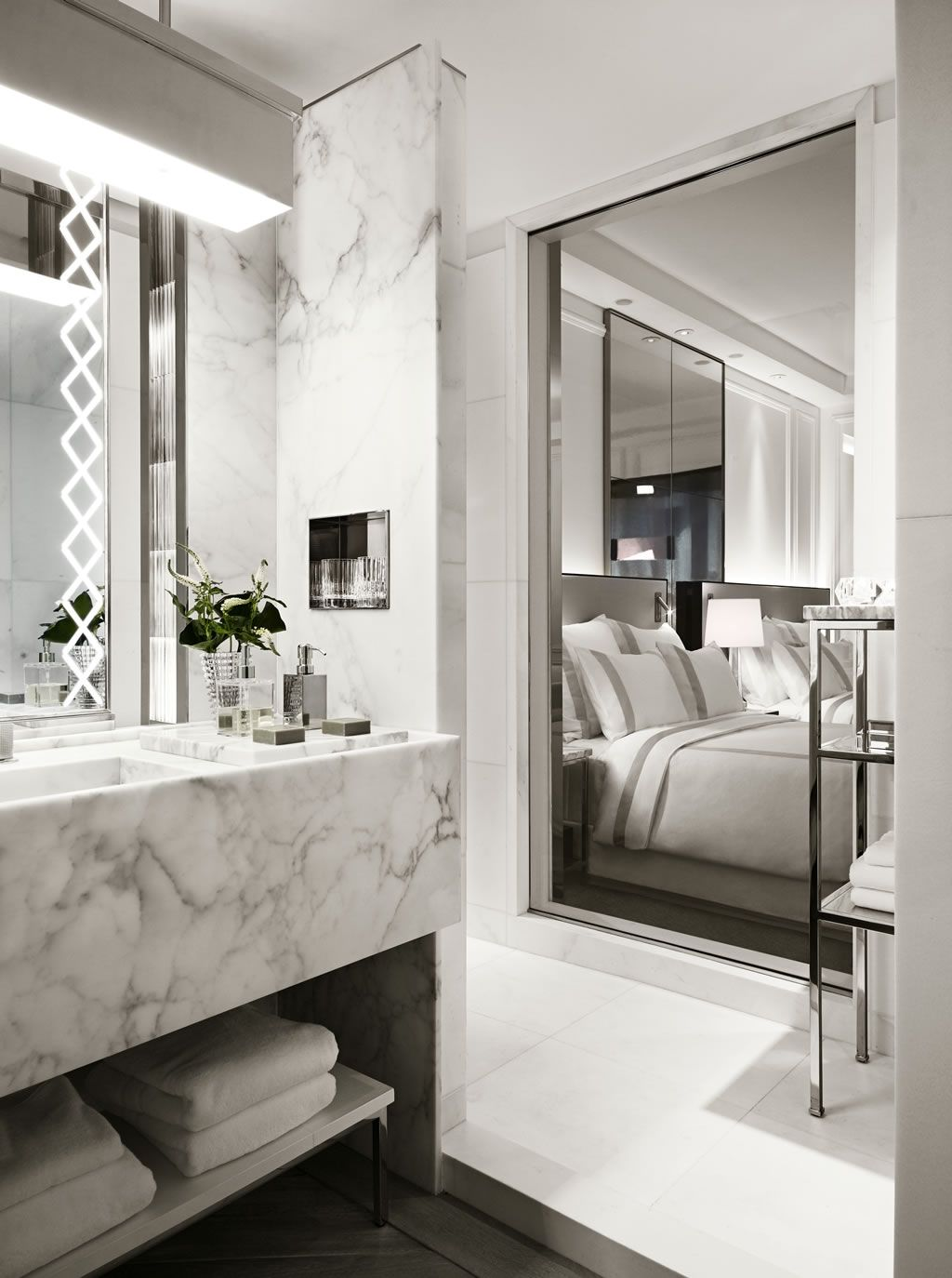 Bulgari Hotel New York | Bathrooms/Shower rooms | Pinterest ...