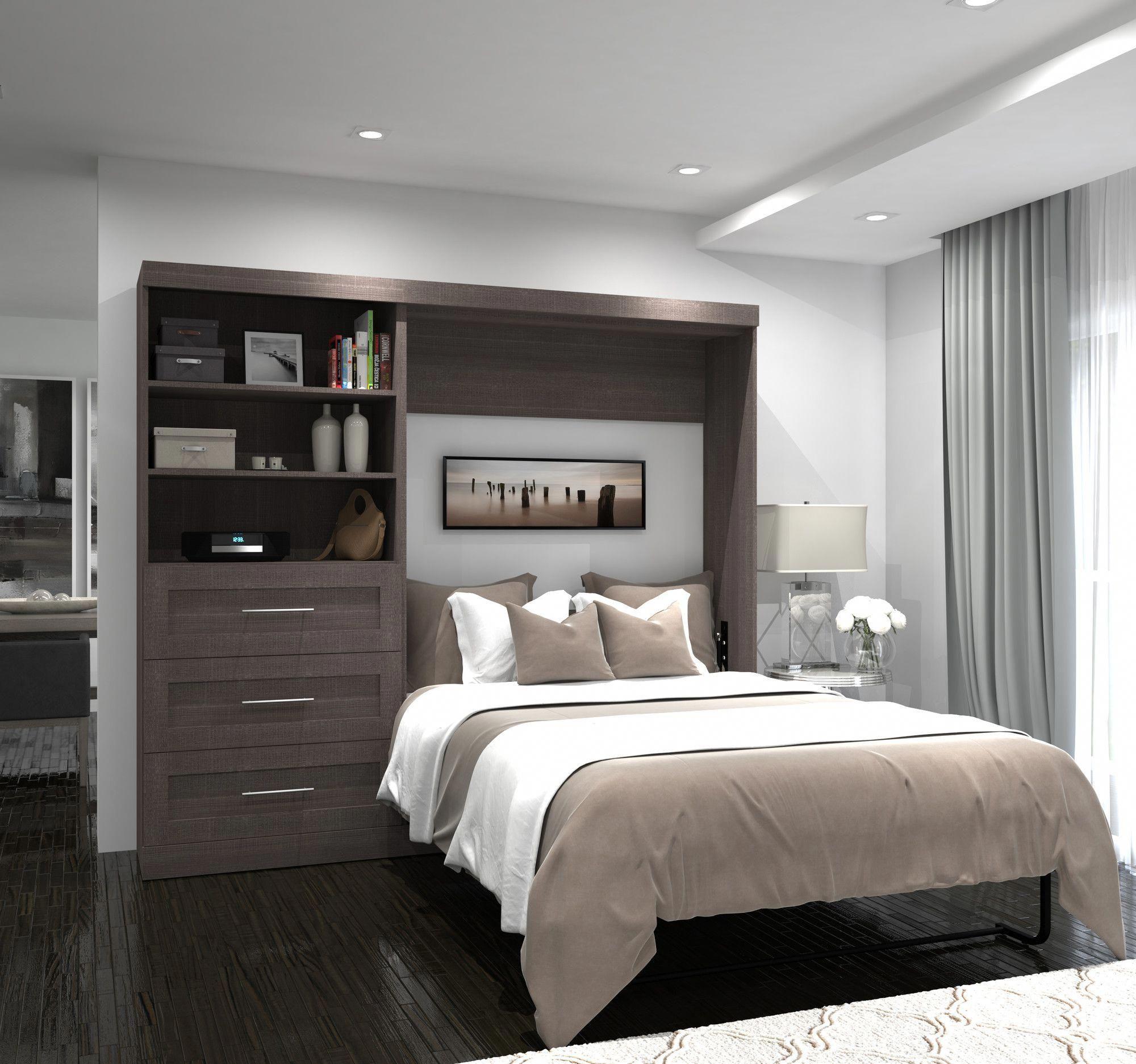 """Best Whitney Full Double Murphy Bed """"Murphybedideasdiy 400 x 300"""