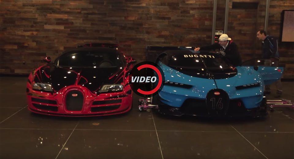 Someone In California Bought The Bugatti Vision Gran Turismo Concept on mitsubishi gt vision, subaru viziv gt vision, renault alpine gt vision, bmw gt vision,