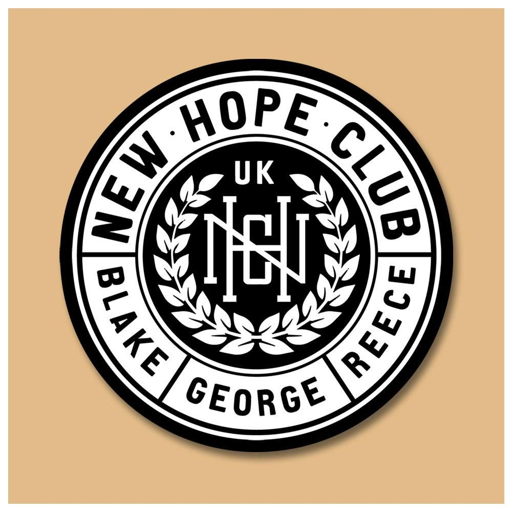 b407cd496 Official New Hope Club Seal Woven Patch in 2019 | idk | New hope ...