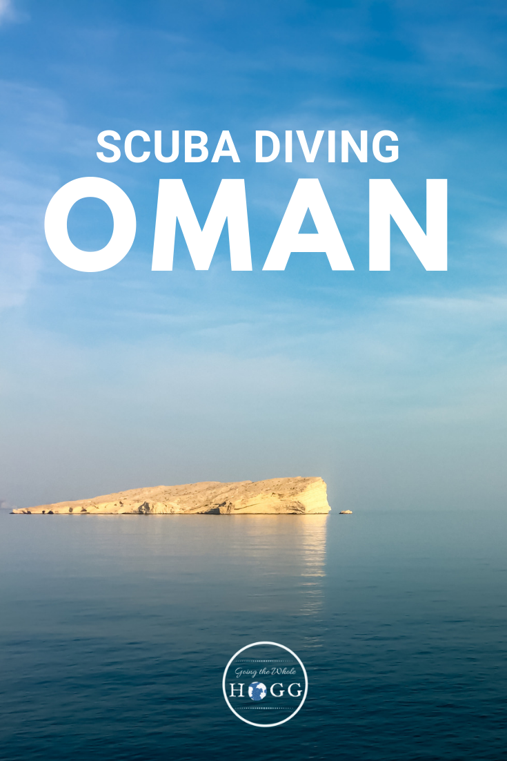Scuba Diving In Oman (With Images)