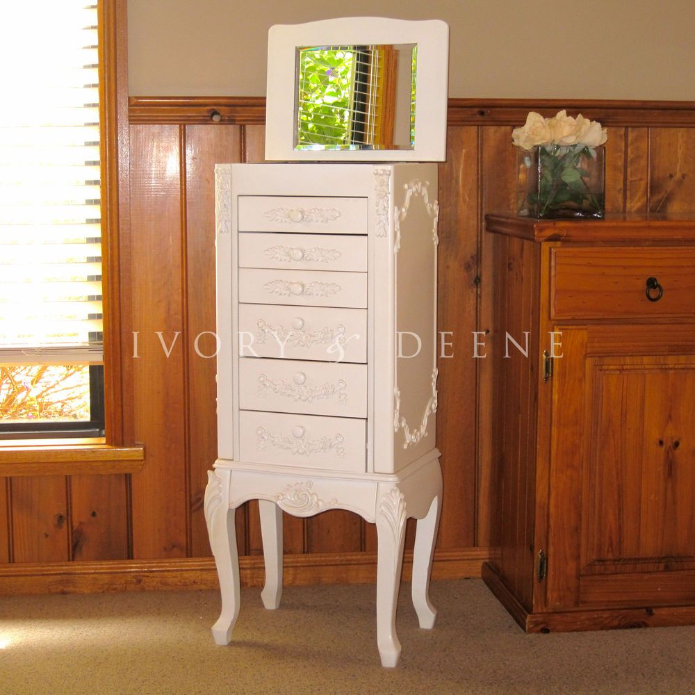 French Fashion jewelry chest
