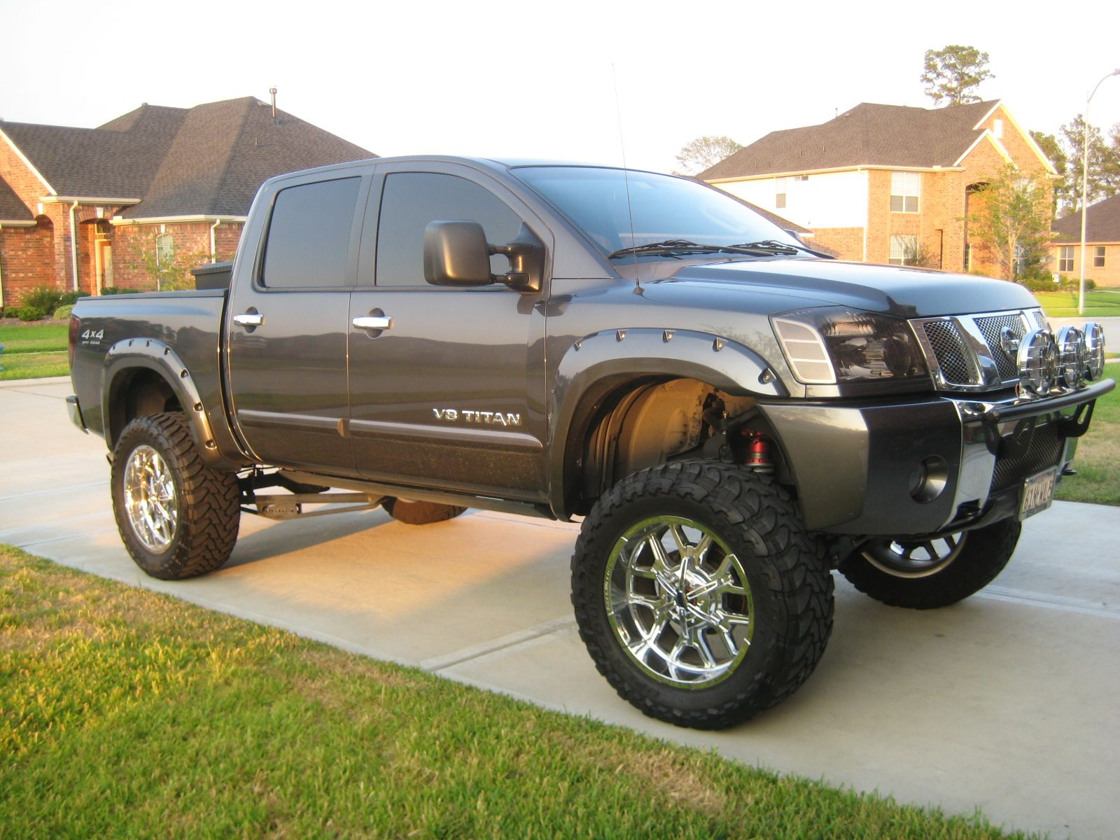 Nissan titan lifted google search coming soon pinterest nissan titan lifted nissan titan and nissan
