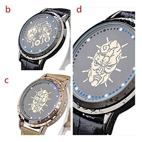 Jojo watches, stylishly unique look that is sure to demand attention - Deallagoon