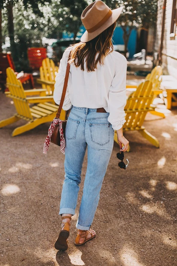 Photo of Best Jeans For Women Denim Chinos