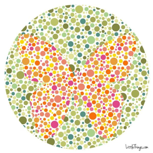 How Color Blind Are You? This Test Reveals The Truth! | Pinterest