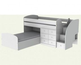 Bunk Bed Low Ceiling Chair Mattress Where Lower Bunk Would Be