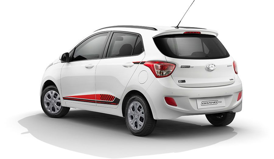 Hyundai Grand I10 Special Edition Launched At Inr 5 68 Lakhs Https