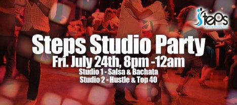 STEPS Studio Party