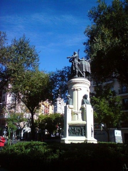 Foto de riselo: Plaza madrileña de