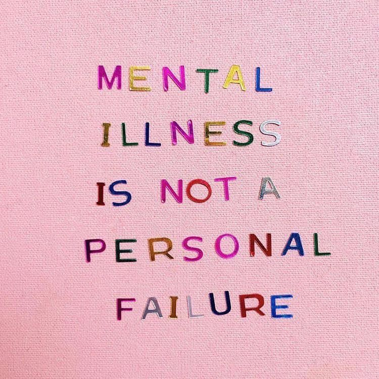 Mental illness. | Mental Health | Pinterest | Mental illness ...