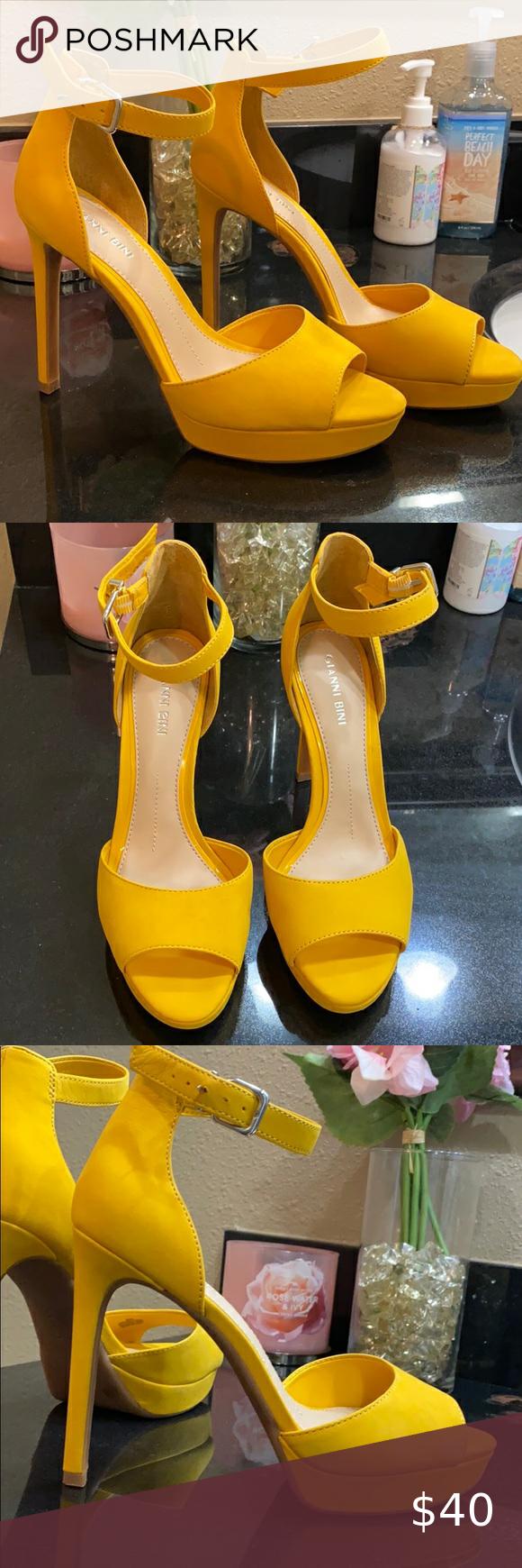 2020 | Platform heels, Heels, Gianni bini