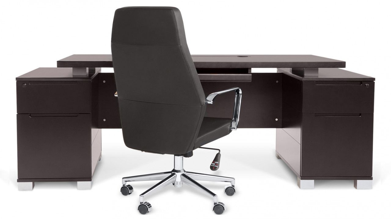 Double Wide Desk Chair Design Ideas