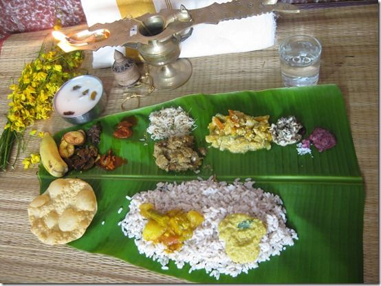 Kerala sadya sadya means banquet in malayalam it is a typical kerala sadya sadya means banquet in malayalam it is a typical feast of the people of kerala sadya is traditionally a vegetarian meal served on a banana forumfinder Choice Image
