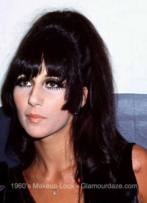 Concise History Of 1960s Makeup 60s Makeup And Hair 1960s Hair