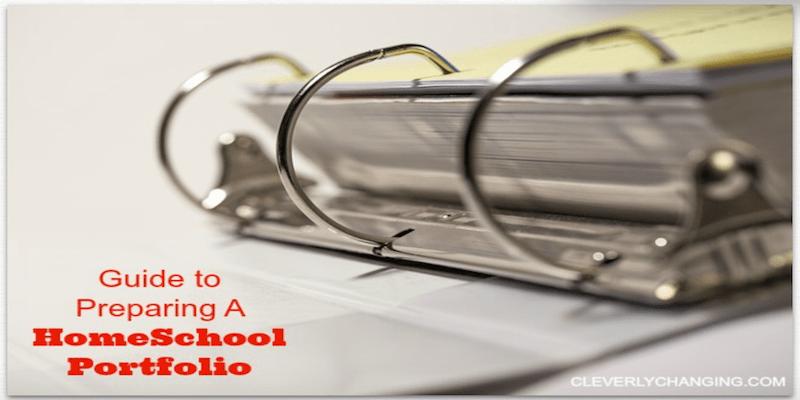 How to prepare a homeschool Portfolio | Homeschool ...