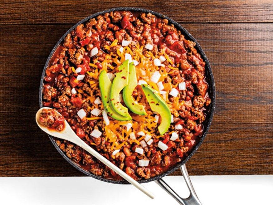 30 Minute Chili Recipe Eat Beef Seafood Recipes Healthy Chicken Dinner