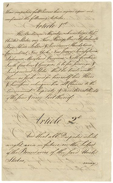 File Treaty Of Pari Page 04 Jpg French Ephemera Vintage Scrapbook Advanced Higher Art Dissertation Examples
