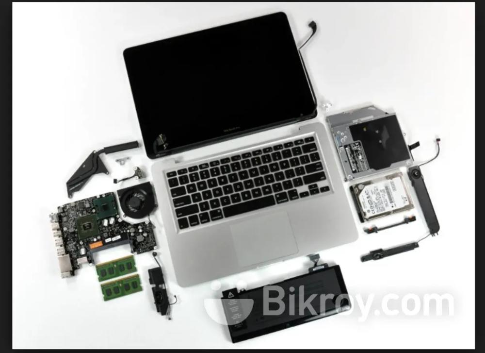 MacBook Pro repair fastest Dhaka, service has been