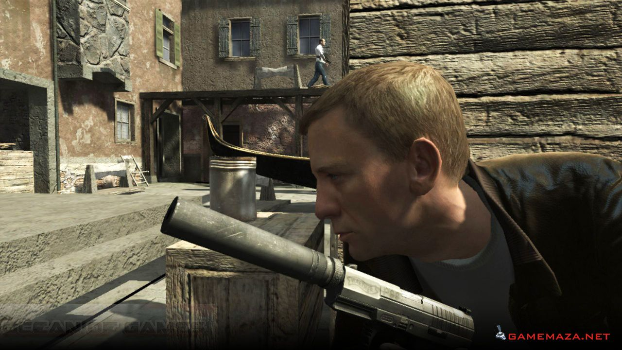 007 Quantum Of Solace Free Download James Bond Video Games Solace
