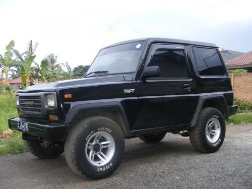 Daihatsu, Cars, Jeep