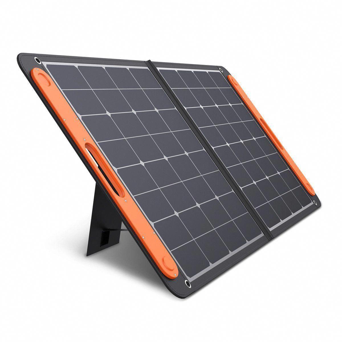 100w Solar Panel Foldable With Usb Dc Ports Jackery Solarpanels Solarenergy Solarpower Solargenerato In 2020 Solar Panels Portable Solar Panels Best Solar Panels