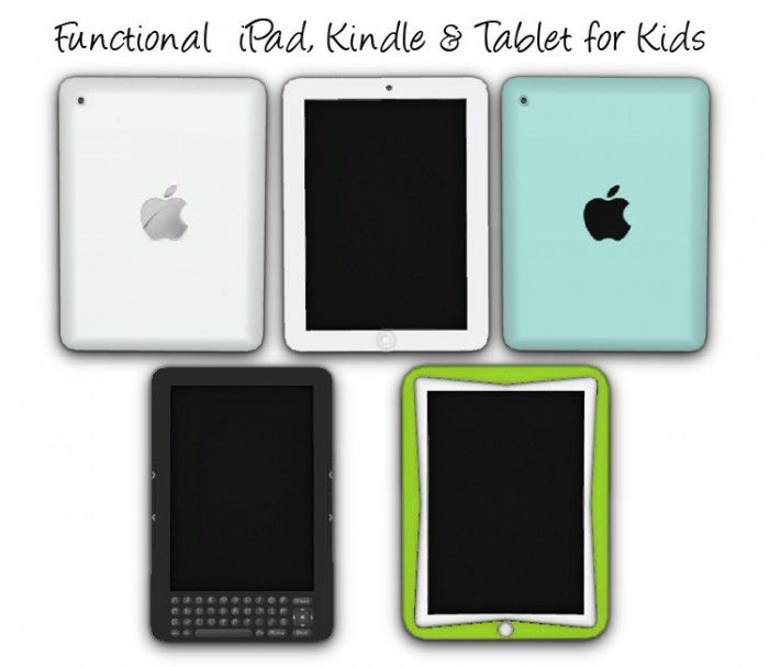 Around the Sims 3 Functional, iPad, Kindle and Tablet for kids by