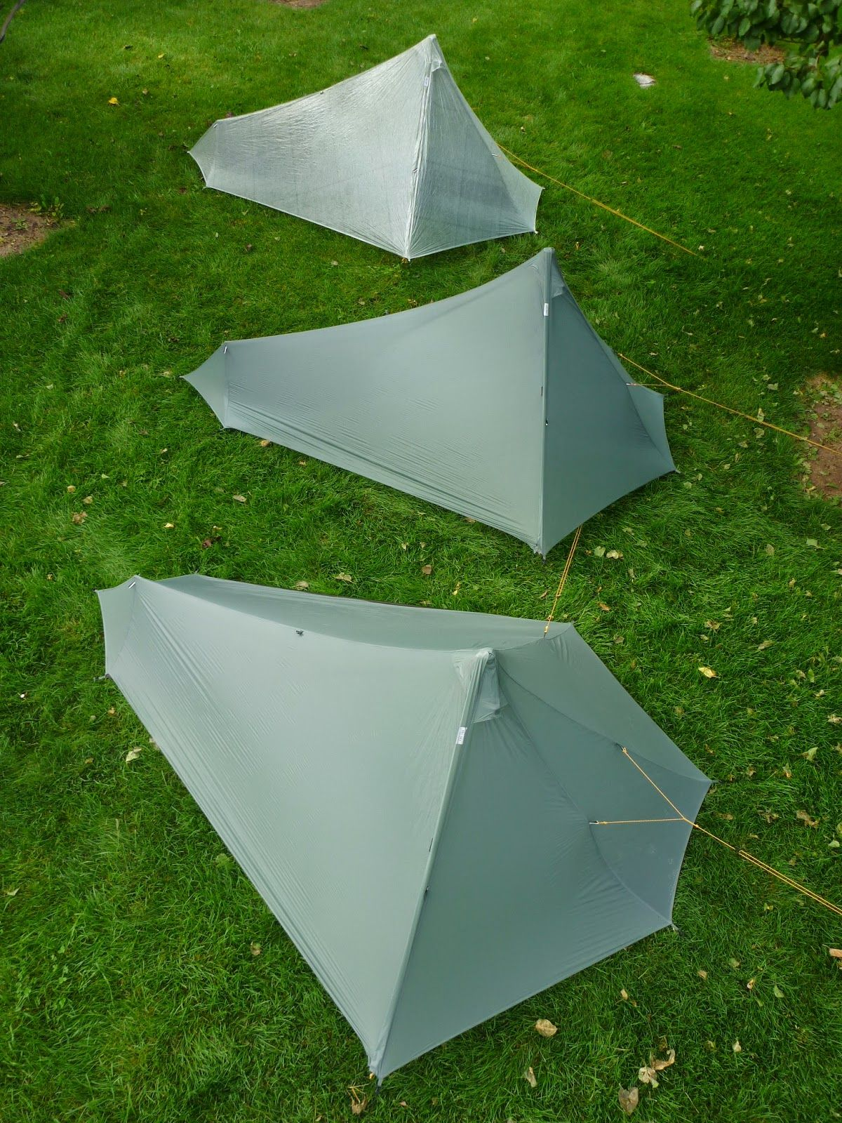 Ultralight Insights First Look Big Sky International Wisp 1P Tent (1- person & Ultralight Insights: First Look: Big Sky International Wisp 1P ...