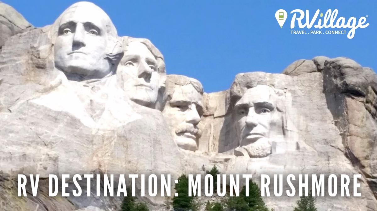 Rv Destination Mount Rushmore Rv Destination Mount Rushmore National Monuments