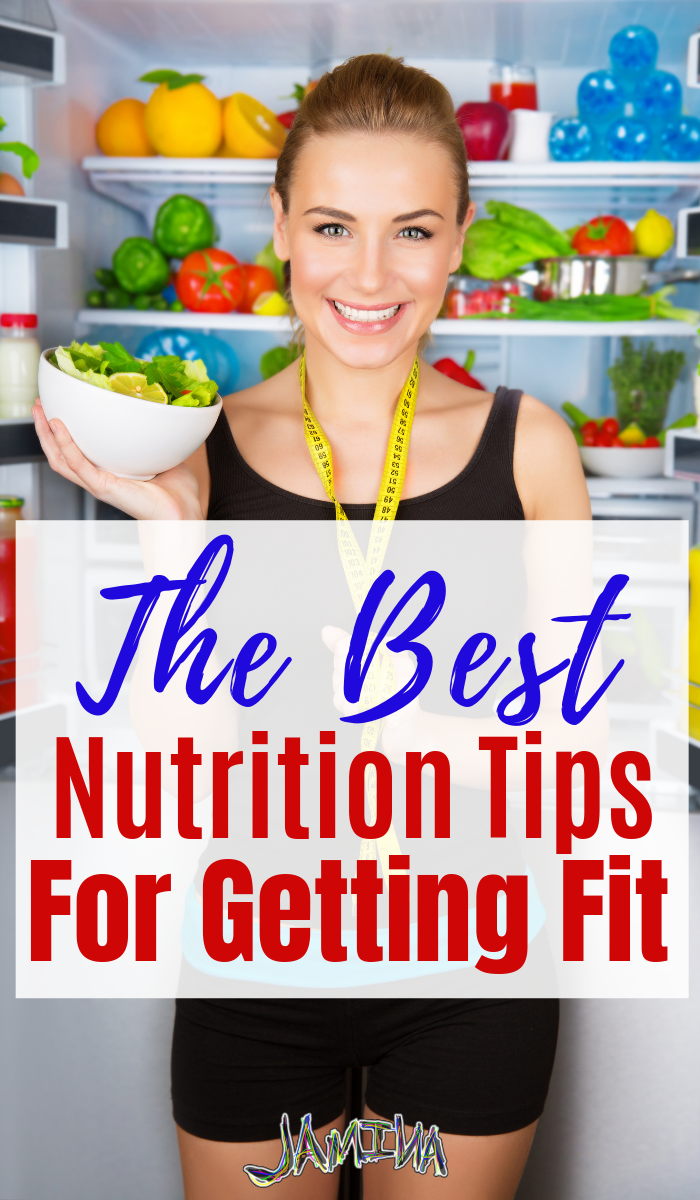 Getting fit and losing weight is all about your eating habits. These nutrition guidelines will tell...