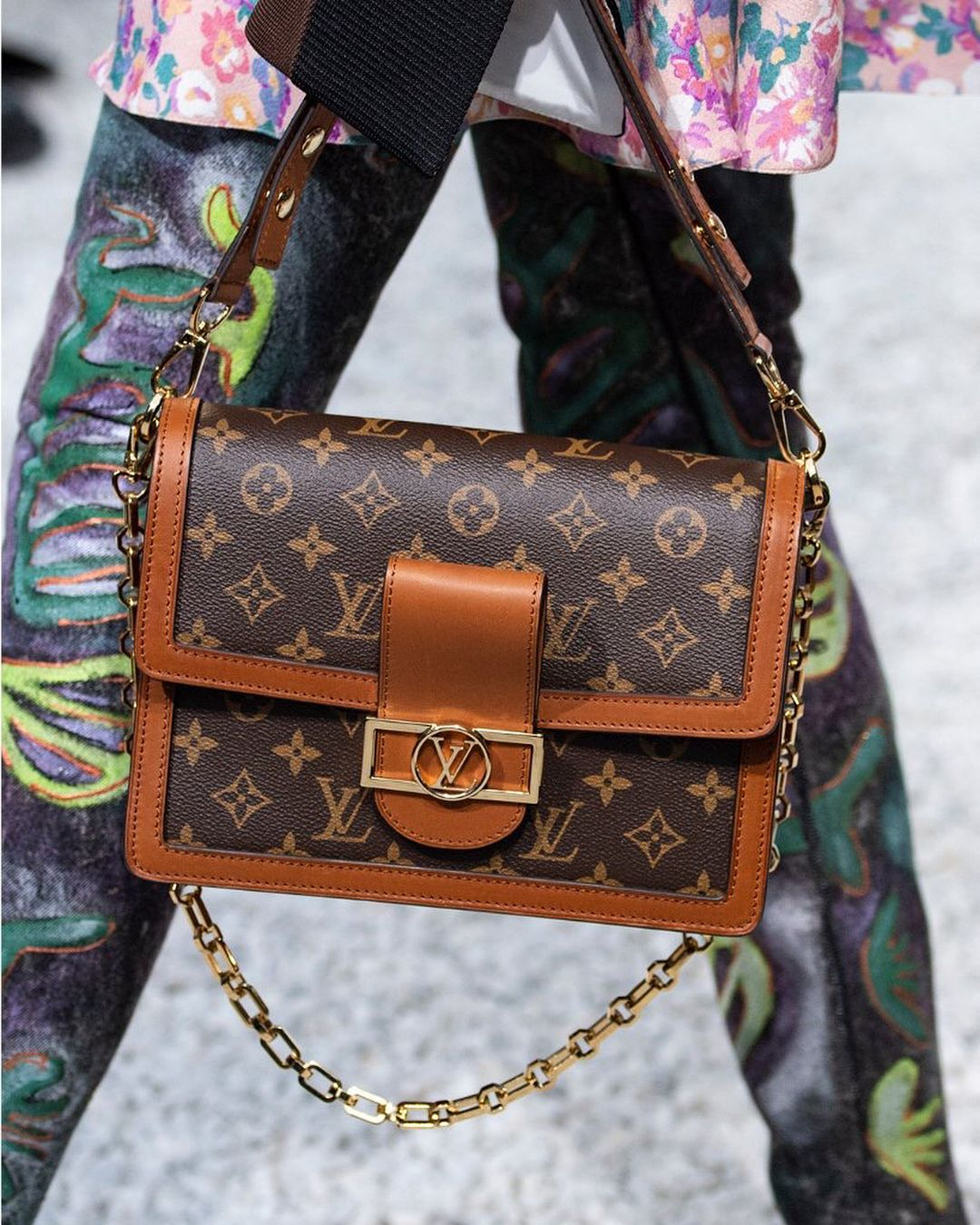 94a370e8f9f0 Monogram handbags from the  LouisVuitton Cruise 2019 Collection ...