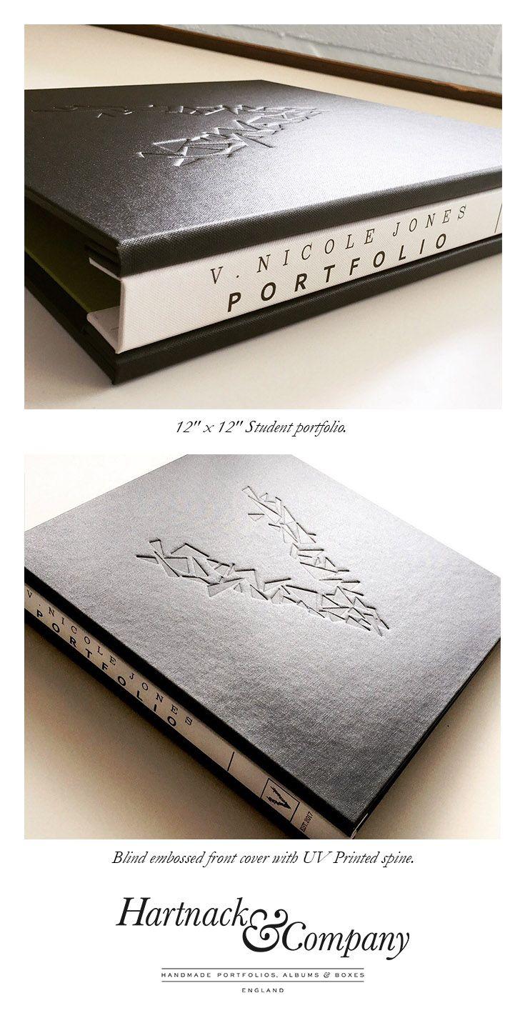 Portfolio Books | Creative Portfolio Ideas | Coffee table