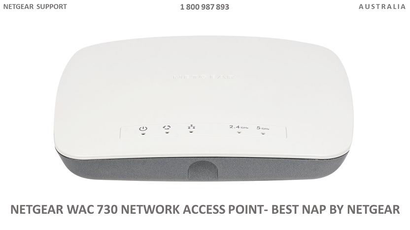 Router Support Australia Netgear WAC 730 Network Access