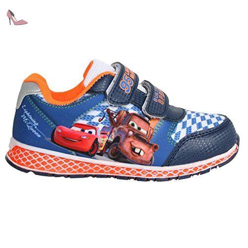 Chaussures de sport pour Garçon DISNEY S15505H 060 BLUE Taille 29 - Chaussures  disney (*