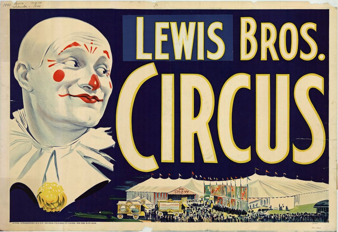 Remembering the Lewis Brothers Circus based in Jackson