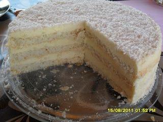kolaci recepti: RAFAELLO TORTA