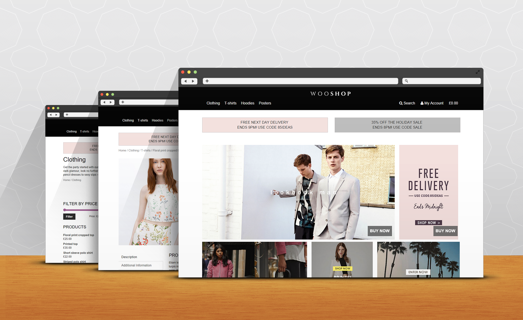 WooShop is a premium like template. We are excited to announce the ...