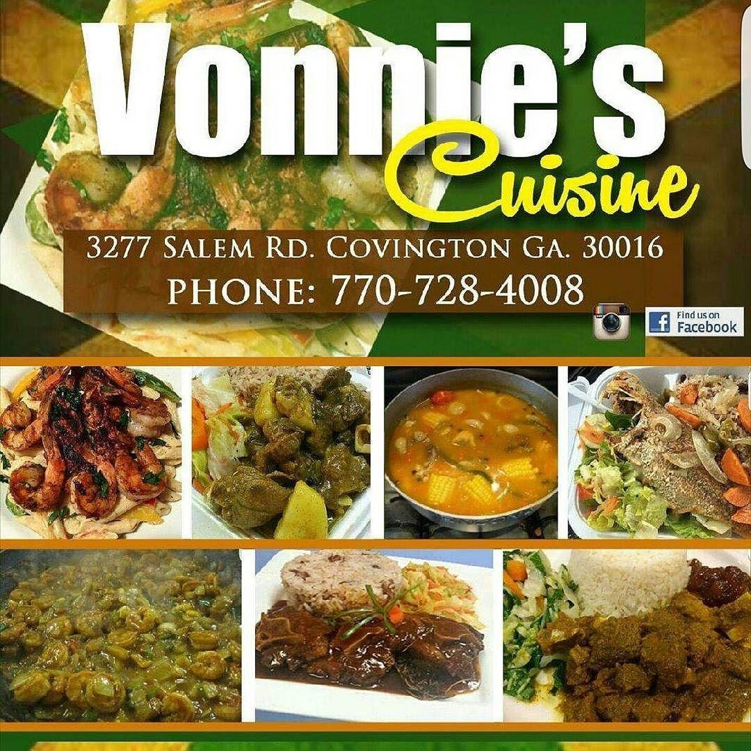 Vonnie S Jamaican Cuisine Now Open Open Monday Saturday 11 A M 9