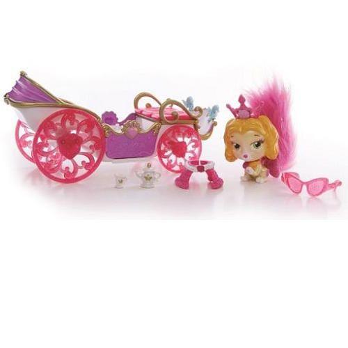 Disney Princess Palace Pets Carriage Teacup (Belle's