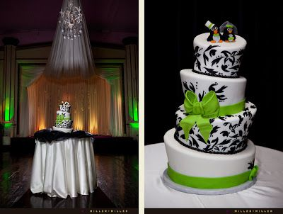 Simply Unique's Blog: Tasty Modern Wedding Cakes