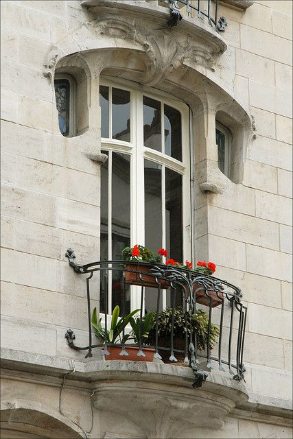 La maison du docteur Paul Jacques (Nancy) Art nouveau architecture