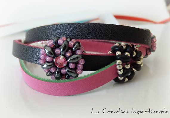 Tutorial Puff Bead Arisa Superduo or Twin by CreativaImpertinente